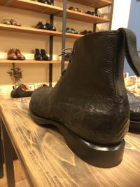 明日1月6日(日)荒井弘史入店日です - Shoe Care & Shoe Order 「FANS.浅草本店」M.Mowbray Shop