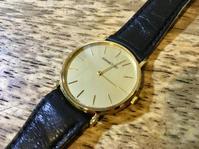 AUDEMARSPIGUETオーデマ ピゲ 手巻き腕時計の修理 - トライフル・西荻窪・時計修理とアンティーク時計の店