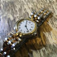 カルティエパンテールヴァンドームオーバーホール - トライフル・西荻窪・時計修理とアンティーク時計の店