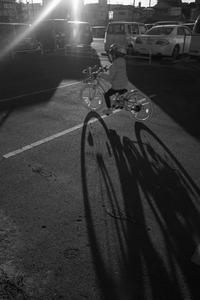 自転車 / X70 - minamiazabu de 散歩 with FUJIFILM