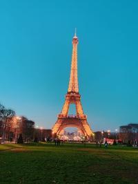 年末のパリにいってきました - 自由が丘でフレンチおうちごはん!サロン・ド・キュイジーヌ エッセイエ・ヴ