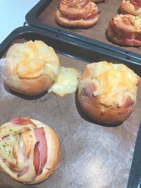 パン焼き - おやつ教室 trois-トロワ-