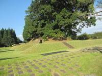 江田船山古墳の石棺がひび割れた・熊本県和水町 - 地図を楽しむ・古代史の謎