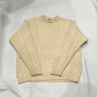 アランニットプルオーバー - 「NoT kyomachi」はレディース専門のアメリカ古着の店です。アメリカで直接買い付けたvintage 古着やレギュラー古着、Antique、コーディネート等を紹介していきます。