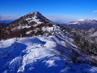 新年初歩きの烏帽子岳2019.1.1(火) - 心のまま、足の向くまま・・・