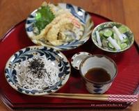 天ざる (๑¯﹃¯๑)♪ - **  mana's Kitchen **