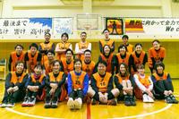 謹賀新年2019 - ABBANDONO2009(杉並区高円寺で平日夜活動中の男女混合エンジョイバスケットボールチーム)