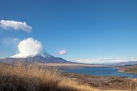 富士山に約束明神山 - 荒野にて