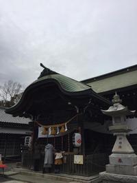 神社巡り『御朱印』菊田神社 大原神社 - ハタ坊(釣り・鳥撮・散歩)