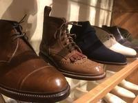 本日1月6日(日)荒井弘史入店日です - Shoe Care & Shoe Order 「FANS.浅草本店」M.Mowbray Shop
