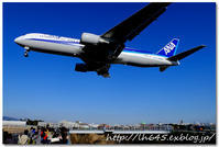 快晴の今日は、久しぶりの飛行機撮影。 - 「O.D.G.」 Powered by LH645