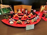2019人気の雛飾り登場。 - 茶論 Salon du JAPON MAEDA