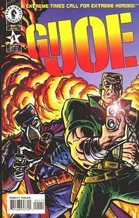 ダーク・ホース版コミック/『GI ジョー』 (1995~1996年)・その② - The Pit