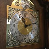 ハワードミラー ホールクロックの修理 - トライフル・西荻窪・時計修理とアンティーク時計の店
