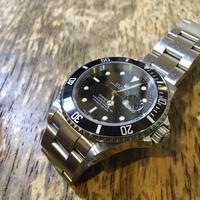 ロレックス サブマリーナ16610 時計修理 - トライフル・西荻窪・時計修理とアンティーク時計の店