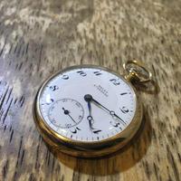 ROLEX STANDARD ロレックス スタンダード 懐中時計の修理 - トライフル・西荻窪・時計修理とアンティーク時計の店