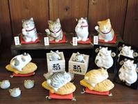 再入荷~まる工房(小澤康麿さん)~ - 湘南藤沢 猫ものの店と小さなギャラリー  山猫屋