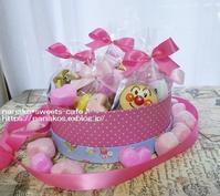 お誕生日のアンパンマン - nanako*sweets-cafe♪