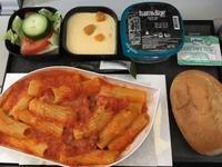 機内食(ターキッシュエアラインズ:TK617便) - せっかく行く海外旅行のために
