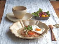 トマトリゾットの朝ごはん - 陶器通販・益子焼 雑貨手作り陶器のサイトショップ 木のねのブログ
