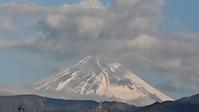1月7日、我が家から見た富士山と新年を迎え、一番嬉しかったことの一つ -   心満たされる生活