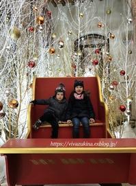 Castello di Babbo Natale - お義母さんはシチリア人