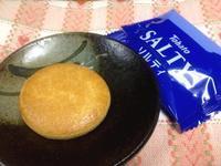 ☆ソルティバター・お気に入りクッキー☆ - ガジャのねーさんの  空をみあげて☆ Hazle cucu ☆