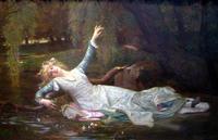 美しすぎるサロン絵画(3) - ルドゥーテのバラの庭のブログ