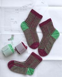 年越しkal、本当に完成! - セーターが編みたい!