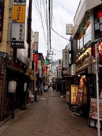 週末散歩(田町 慶応仲通り商店街) - 東京ベランダ通信