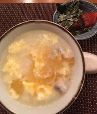 鯛雑炊、笹団子-最近の日本食 - アバウトな情報科学博士のアメリカ