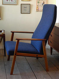 Highback easy chair - hails blog