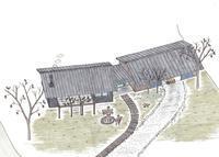 柿畑の平屋 - 製作所的日常  かねこ建築製作所作業日誌