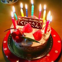 嬉しい誕生日! - フェルト手芸作家「PANENKA」北向邦子「わたしの毎日」