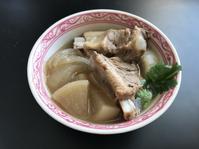 バクテー(肉骨茶) - ぼっちオバサン食堂