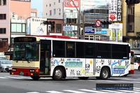 (2018.10) 長電バス・長野200か1435 - バスを求めて…