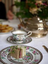 1月の紅茶レッスンアドバンスクラスティーフーズ - お茶をどうぞ♪