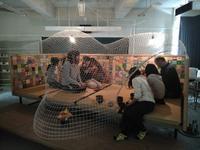 【おとどけアート×上ノ大作 ひばりが丘小学校】12/21茶室の佇み - アーティスト・イン・スクール  ~転校生はアーティスト!~