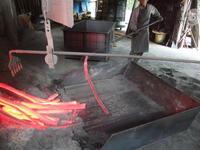 初窯 - 日向の国の備長炭 奥井製炭所