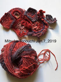 難しい色difficult color - 糸始末な日々         Thread&Yarn Handing Days