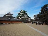 2019.01.06 名古屋城と味噌煮込みうどん  ジムニー日本一周7日目 - ジムニーとピカソ(カプチーノ、A4とスカルペル)で旅に出よう
