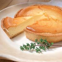 今月のレッスンメニューの「チーズケーキ」 - おやつ教室 trois-トロワ-