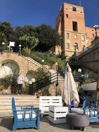 メンバー専用でもヨットクラブでカフェ - 情熱的イタリア生活