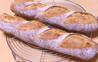 ゴツゴツバゲット - ~あこパン日記~さあパンを焼きましょう