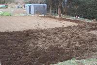 久々新しい畑作り - ぬるぅい畑生活