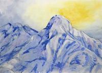 八ヶ岳厳冬 - ryuuの手習い