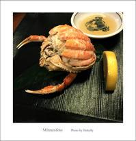 せいこ蟹 - Minnenfoto