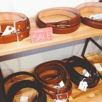 フリコバックルベルトセール - Shoe Care & Shoe Order 「FANS.浅草本店」M.Mowbray Shop