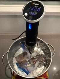 美なる低温調理 - MotoのNY料理教室ライフ