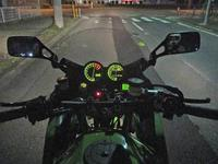 M上クン号 GPZ900Rニンジャのバックステップ加工・・・(^^♪ (Part1) - フロントロウのGPZ900Rニンジャ旋回性向上計画!